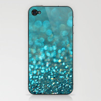 Aquios iPhone & iPod Skin by Lisa Argyropoulos | Society6