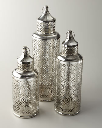 Three Lanterns - Horchow