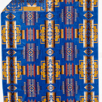 Pendleton ® Spa Towel, Chief Joseph, Denim
