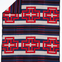 Native American Blankets, Compass Stripe, Pendleton® Blanket