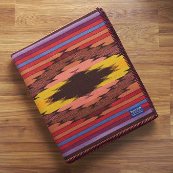 Native American Blanket, Bright River Blanket, Pendleton® blanket
