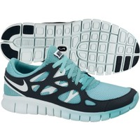 Nike Women's Free Run+ 2 Running Shoe - Turquoise/Black | DICK'S Sporting Goods