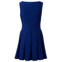 Dani Pleated Day Dress - Forever New