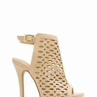 Marquis N Teardrop Cut-Out Heels