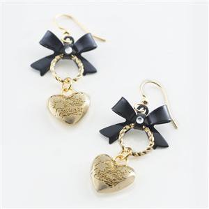 Little Bow Peep Show | Earrings | Medea Maple Collection | Dirty Pretty Things