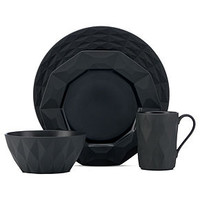 kate spade new york Dinnerware, Castle Peak Slate Collection