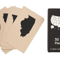 America Flash Cards