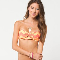 O'Neill ZIGGY STRIPE BANDEAU TOP from Official US O'Neill Store
