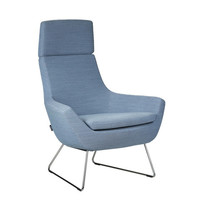 HAUS - Swedese Happy Easy Chair High Back by Roger Persson