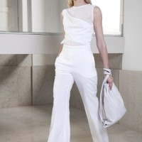 White Jumpsuit | NOT JUST A LABEL