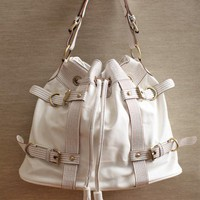 Madison In Vouge Purse In White
