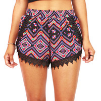 Tribeca Wrap Shorts | Cute Shorts at Pink Ice