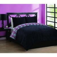 Forever Young Juvy Naima Reversible 3-piece Comforter Set