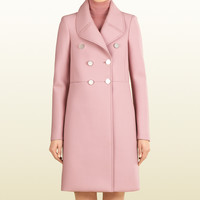 Gucci - wool double-breasted coat 363281ZDM486168