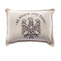 Be Brave Balsam Pillow