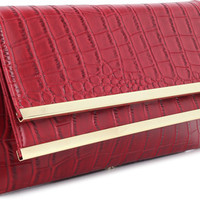 Hot Berries Clutch (Red)