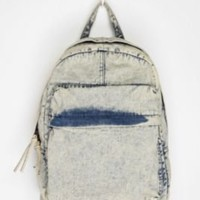 Deena & Ozzy Acid Wash Patch Backpack