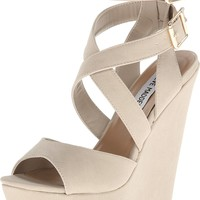 Steve Madden Women's Xfoliate Wedge Sandal