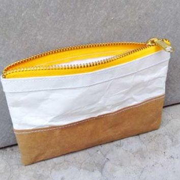 buyMeDesign - Two tone purse wallet zipper