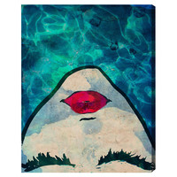 You should see this Watercoveted Graphic Canvas Art on Daily Sales!