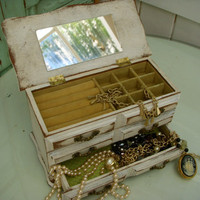 Jewelry Box A Midsummer Night's Dream by honeystreasures on Etsy