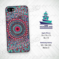 iPhone Case, Minority Totem, Mandala, Floral, iPhone 5 case, iPhone 5C Case, iPhone 5S case, iPhone 4 Case, iPhone 4S Case, Phone Skin, MA04