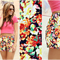 Pocket Full of Sunshine Shorts