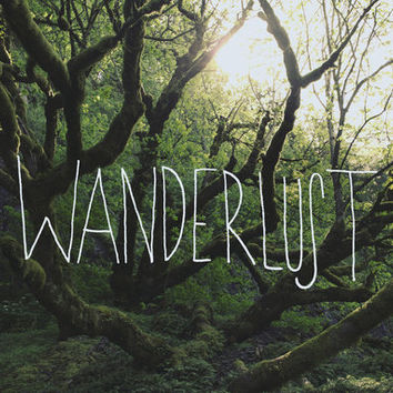 $18.00 Wanderlust Art Print by Leah Flores | Society6
