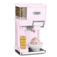 Soft Serve Ice Cream Maker Pnk