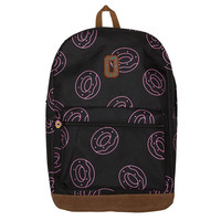 ALL OVER DONUT BACKPACK BLACK – Odd Future