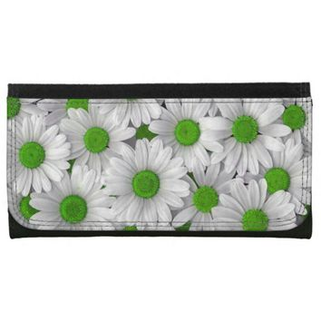 English Green Daisies