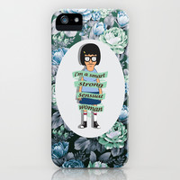 I am a smart, strong, sensual woman. iPhone & iPod Case by Sara Eshak