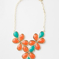 Teardrop Leaf Statement Necklace by Lori&#x27;s Shoes - New Arrivals - Lori&#x27;s Designer Shoes, The Sole of Chicago