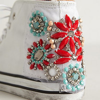 Margherita Beaded High Tops
