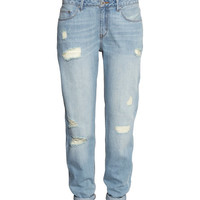 H&M - Boyfriend Low Jeans -