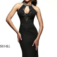 Shining Evening Gown by Sherri Hill