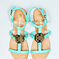 Truth Seeker Sandal - Seafoam
