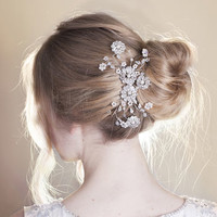 Handmade Annabel Wedding Hair Comb