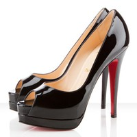 Christian Louboutin Altadama 140mm Black