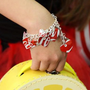 Recycled Coca Cola Can Red Heart Charm Bracelet | Luulla
