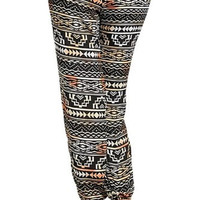 Tribal Aztec Pants/Trousers