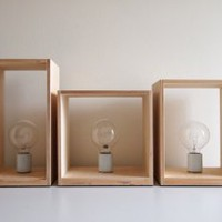 STACKS: LAMPS - The Vitrine