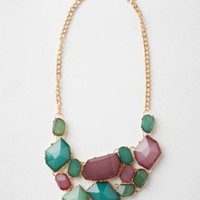 Multi Gem Statement Necklace by Lori's Shoes - New Arrivals - Lori's Designer Shoes, The Sole of Chicago