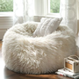 Furlicious Small + Large Beanbags | PBteen