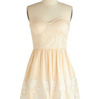At First Dance Dress | Mod Retro Vintage Dresses | ModCloth.com