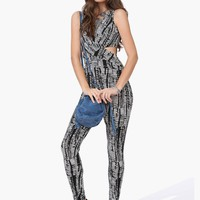 Under Line Jumpsuit