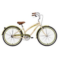 Amazon.com: Nirve Wispy Women's Cruiser Bike (26-Inch Wheels): Sports & Outdoors