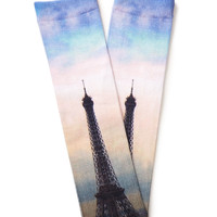 Eiffel Tower Crew Socks