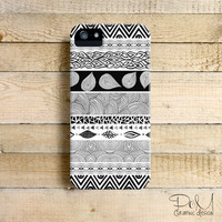 Tribal and Nature Play - iPhone 5/5c case, iPhone 4/4s case, Samsung Galaxy S3/S4