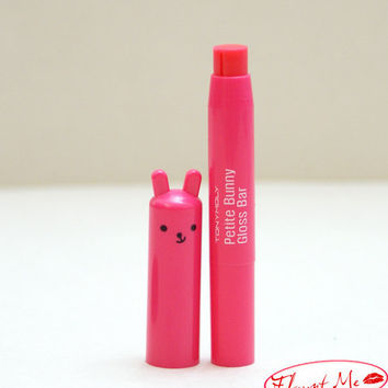 TONYMOLY Petite Bunny Gloss Bar #4 juicy cherry